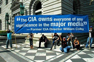 CIA Owns Mass Media