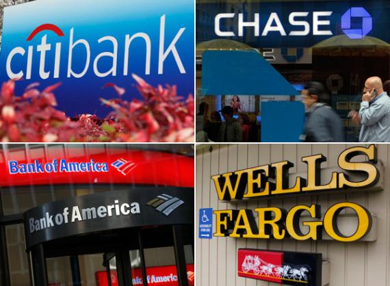 big banks usa