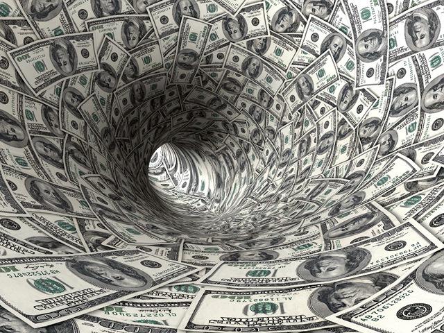 Trillion Dollars Debt Spiral