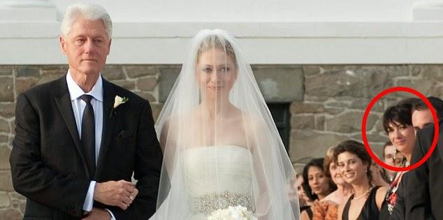 ghislaine-maxwell-clinton-wedding