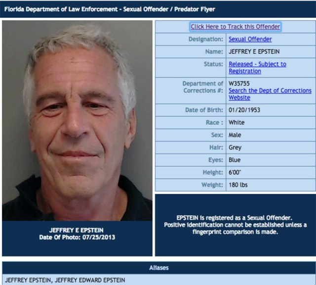 epstein-clinton-convicted-pedophile