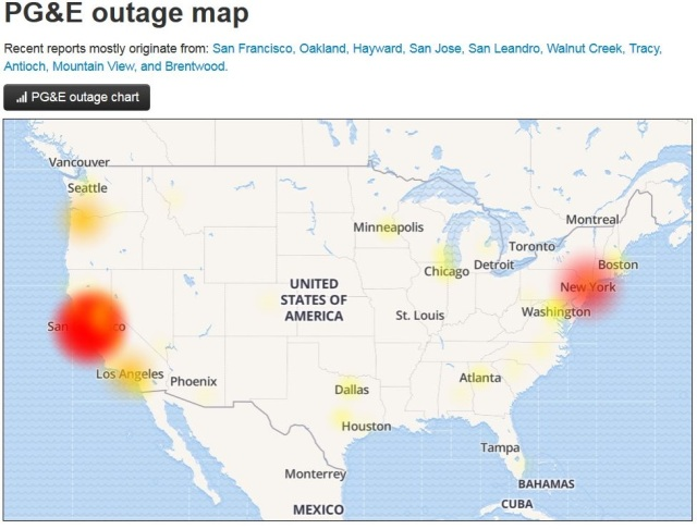 san-francisco-outage-map