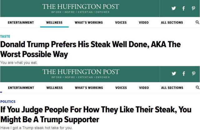 TrumpSteak-huffpo-fail