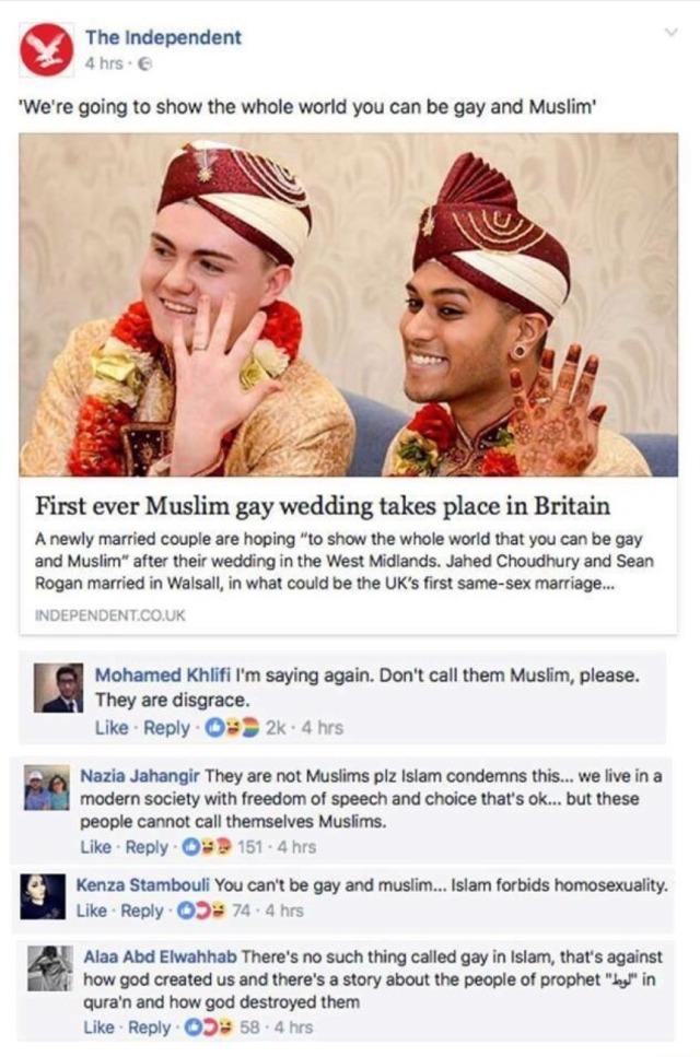 islam-homosexuality