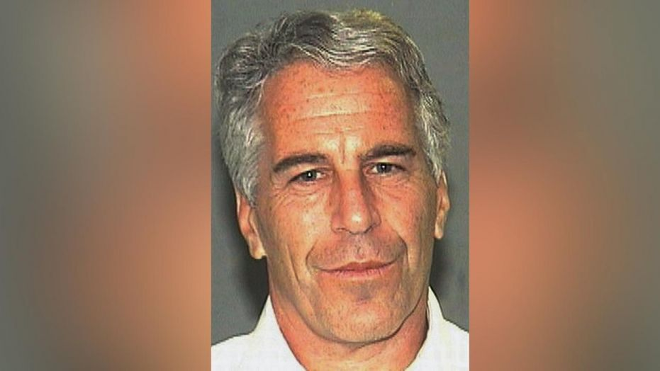 Jeffrey Epstein Arrest