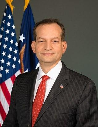 Alexander Acosta Plea Deal